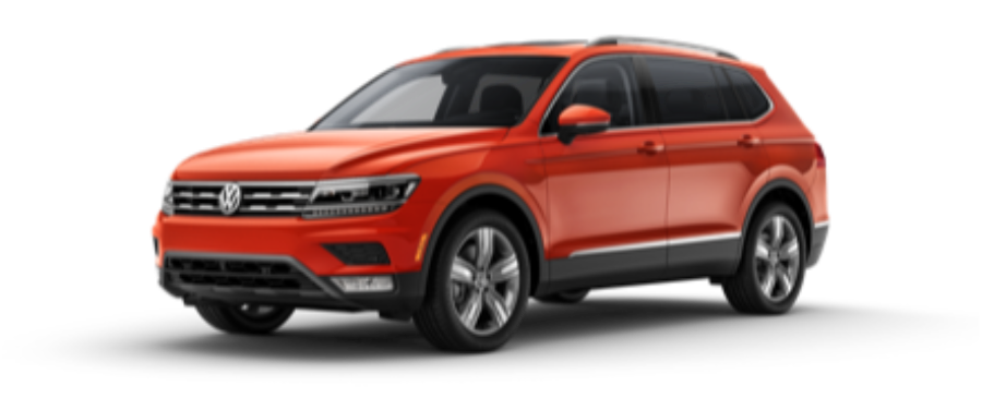 Diagram Tiguan for your Volkswagen Touareg